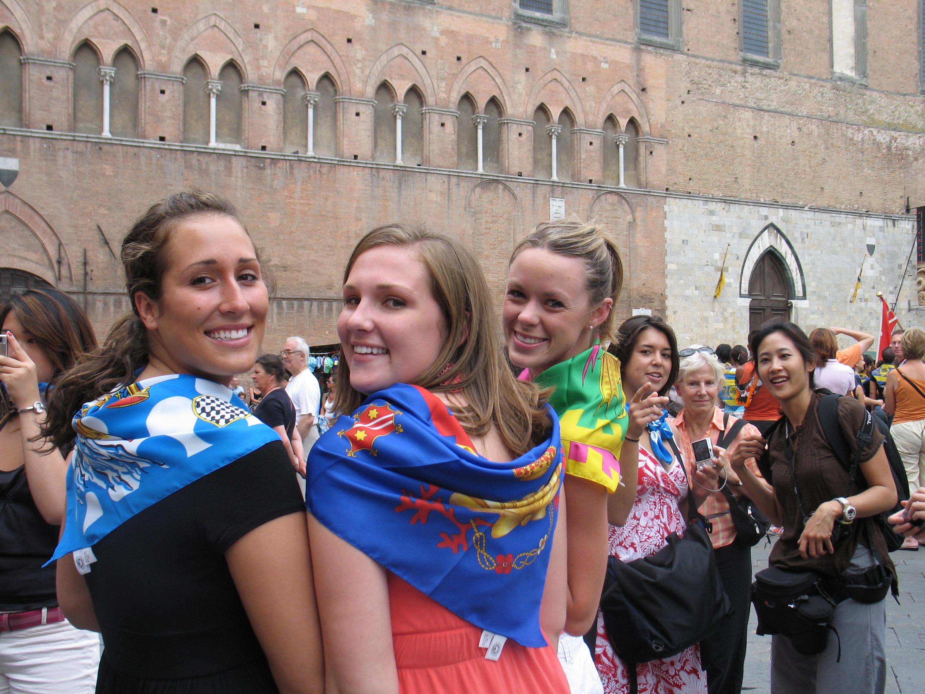 FlorenceForFun in Siena
