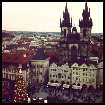 Old Town Square Christmas Markets