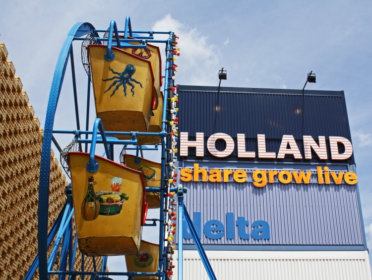 holland ferris wheel