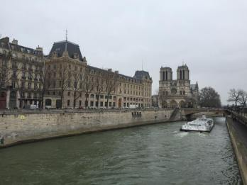 Notre Dame was my favorite!