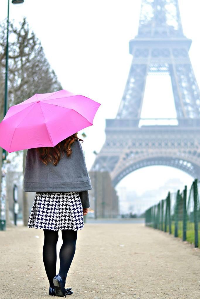 History in High Heels in Paris