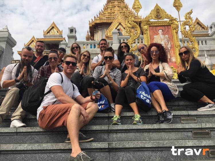 Travr in Thailand
